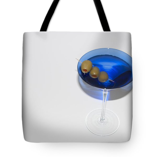 The Cocktail Hour Tote Bag by Bill Cannon