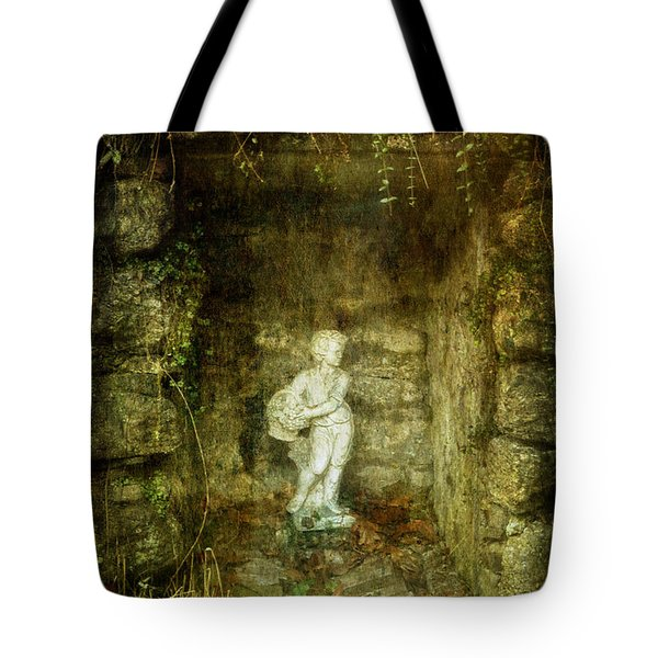 The Cold Flower Boy Tote Bag