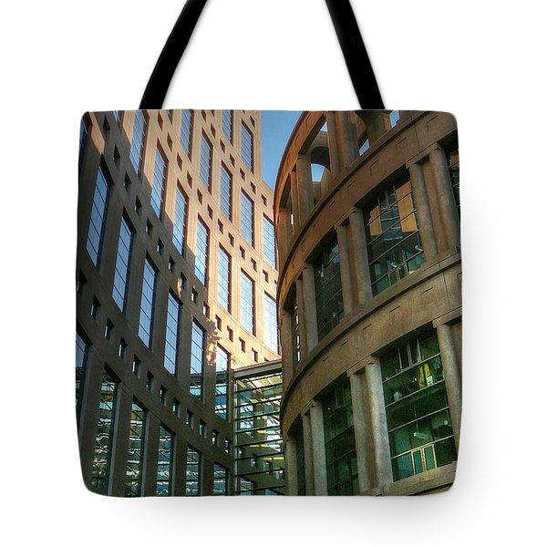 The Coliseum  Tote Bag by Eti Reid