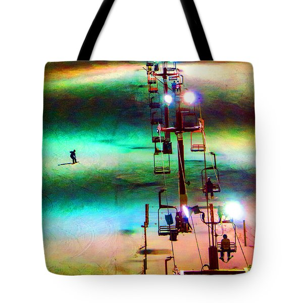 The Color  Of Fun  Tote Bag