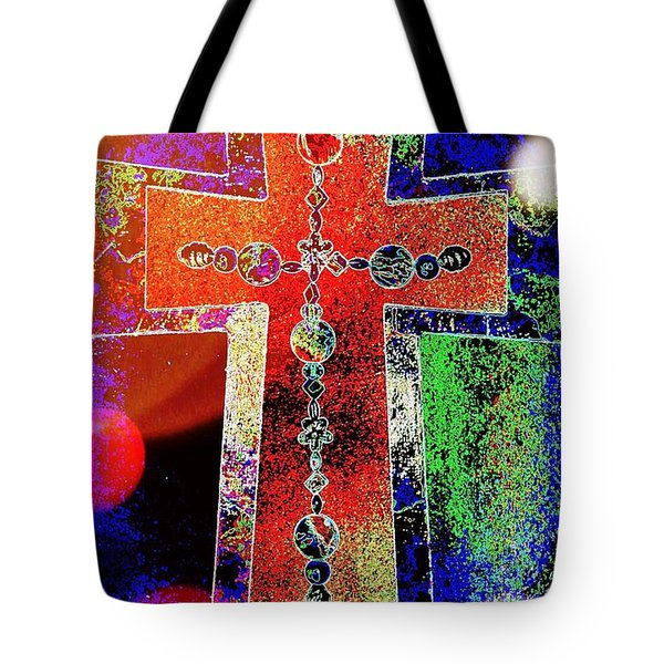 The Color Of Hope Tote Bag