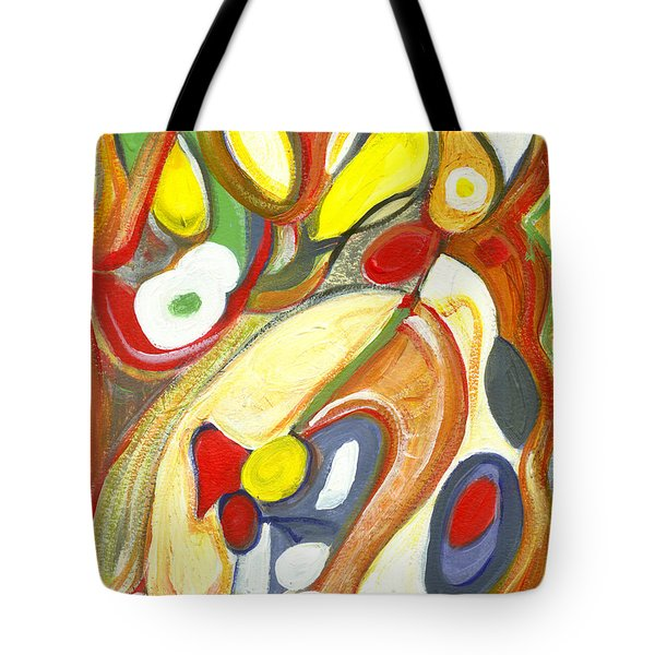 The Color Of Love Tote Bag by Stephen Lucas