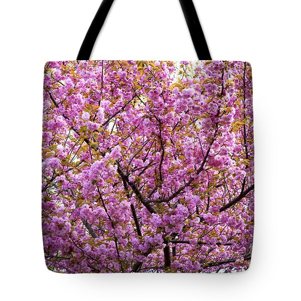 The Color Purple 2 Tote Bag by Paul W Faust -  Impressions of Light