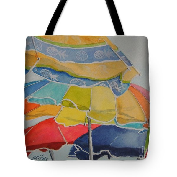 The Colors Of Fun.  Sold Tote Bag