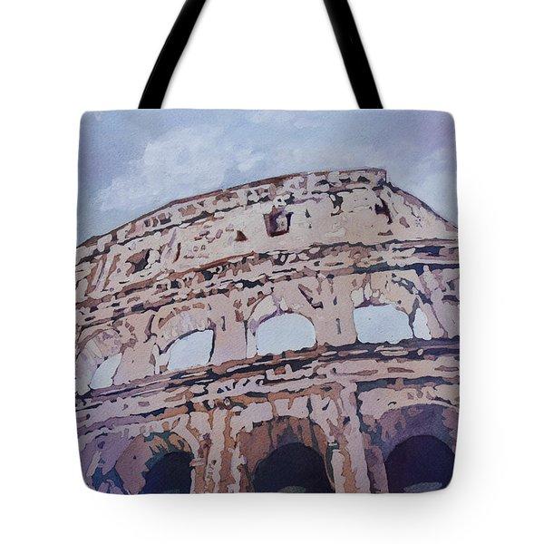 The Colossus  Tote Bag