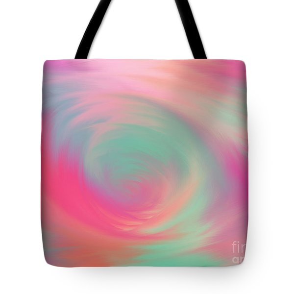 The Colours Of Love Tote Bag