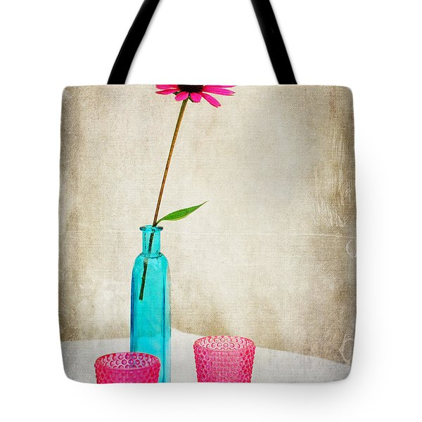 The Coneflower Tote Bag