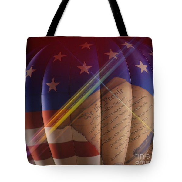 The Constitution Tote Bag