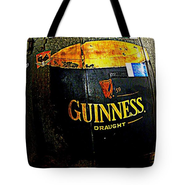 The Cooler Tote Bag