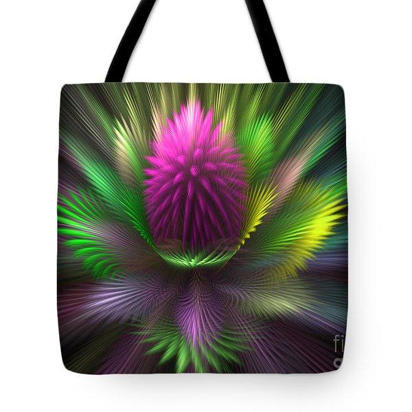 The Core Tote Bag by Svetlana Nikolova