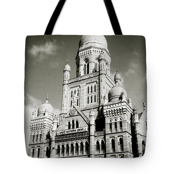The Corporation Building Bombay Tote Bag