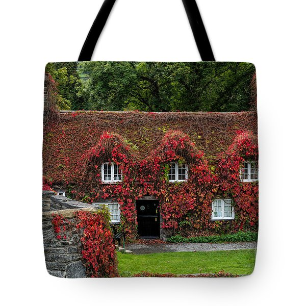 The Cottage Tote Bag by Adrian Evans
