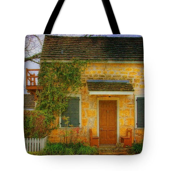 The Cottage Tote Bag