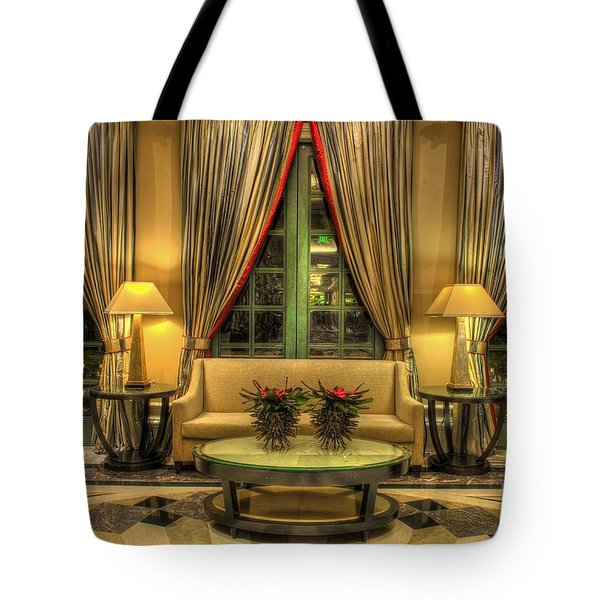 The Couch Tote Bag
