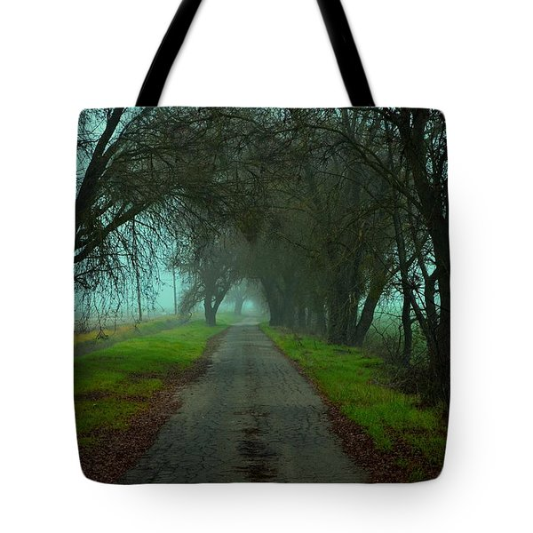 The Country Road Tote Bag