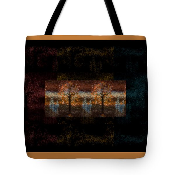 The Country Side Tote Bag