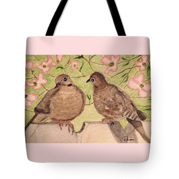 The Courtship Tote Bag