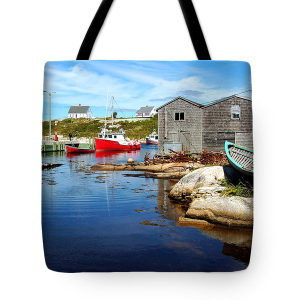 The Cove 2 Tote Bag by Ron Haist