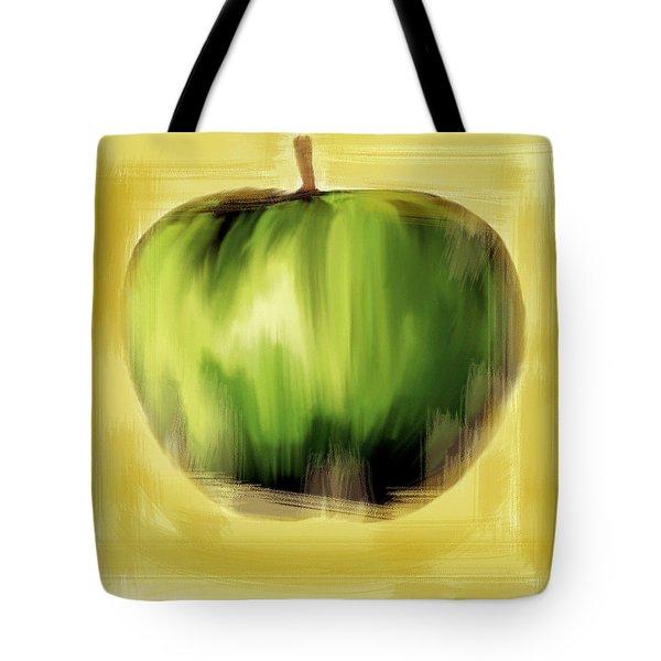 The Creative Apple Tote Bag