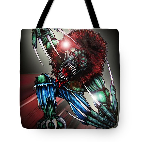 The Creeper Tote Bag