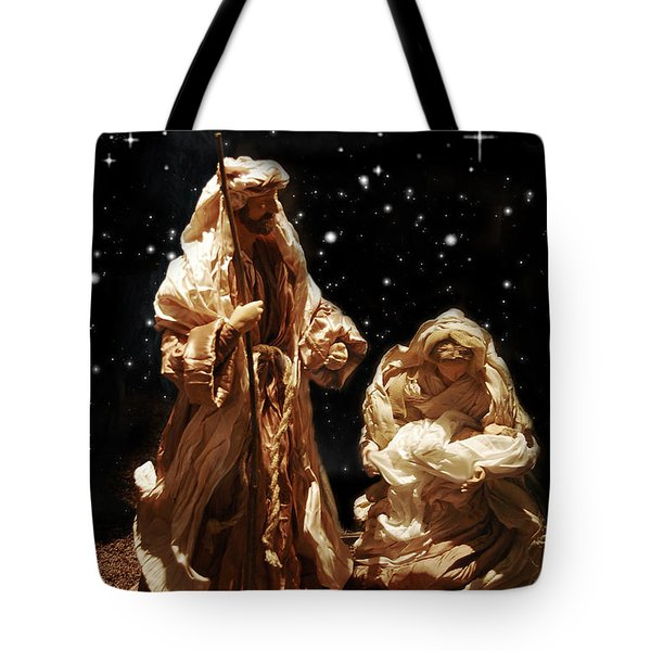 The Crib Tote Bag by Gina Dsgn