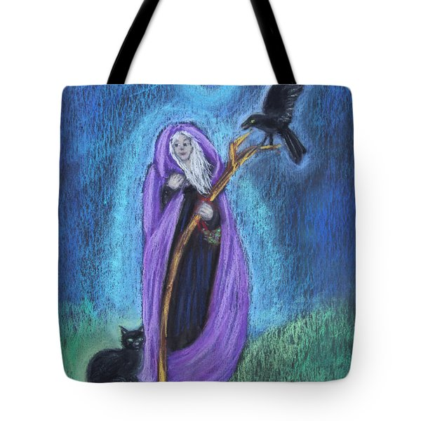 The Crone Tote Bag