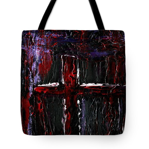 The Crossroads #1 Tote Bag