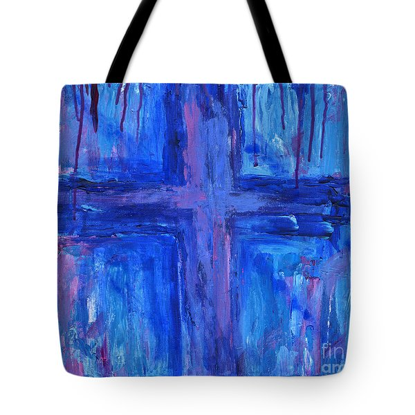 The Crossroads #2 Tote Bag