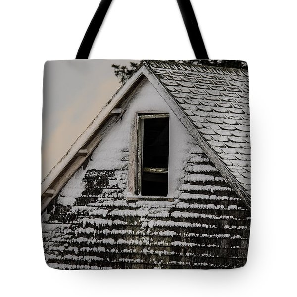 The Crows Nest Tote Bag by Susan Capuano