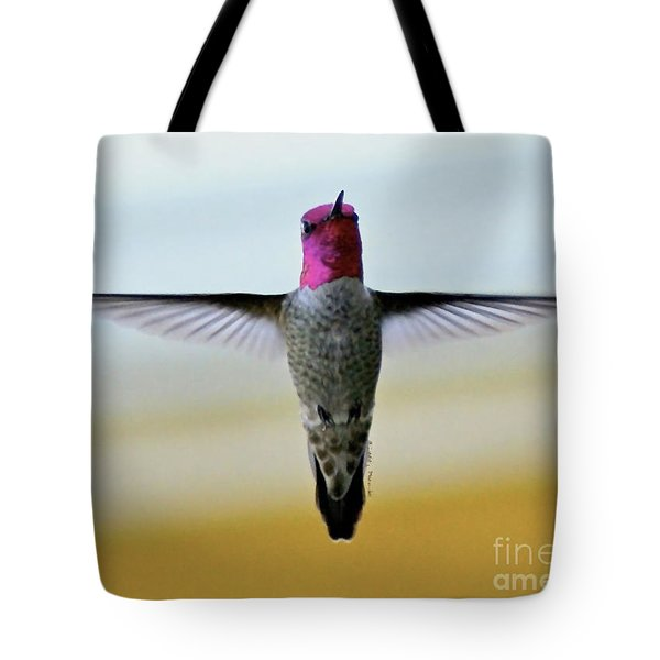 The Crucifixion Tote Bag by Debby Pueschel
