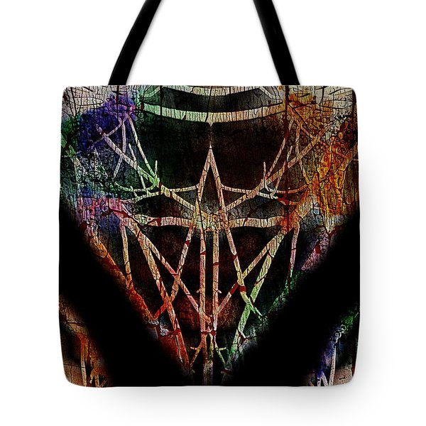 The Curious Colours Of Life Tote Bag