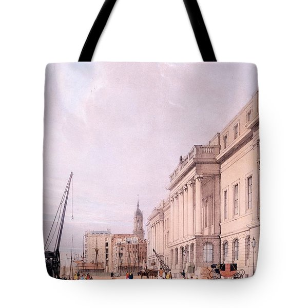 The Custom House, From London Tote Bag