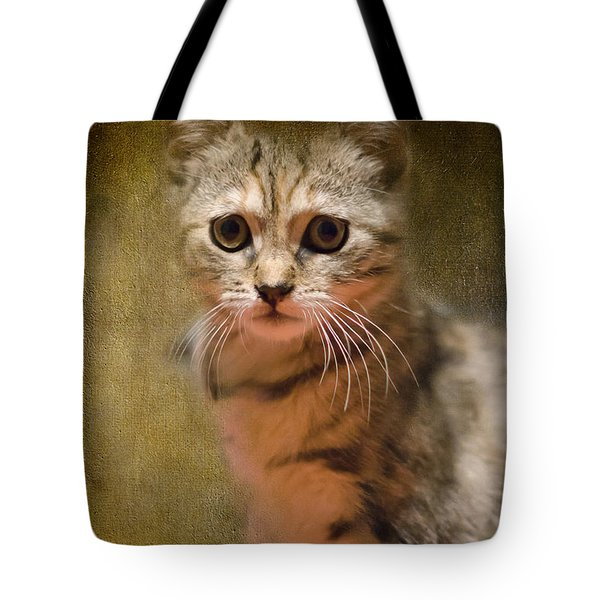 The Cutest Kitty Tote Bag