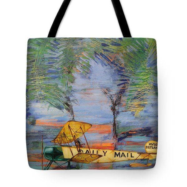 The Daily Mail Tote Bag