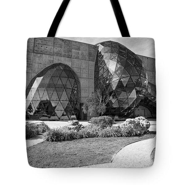 The Dali Museum Tote Bag by Eyzen M Kim