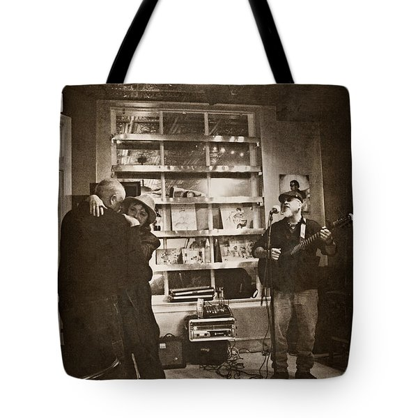 The Dance Tote Bag by Jessica Brawley