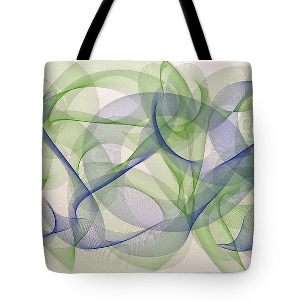 The Dancers Tote Bag by Marian Palucci-Lonzetta