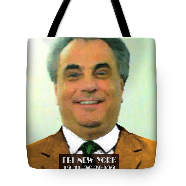 The Dapper Don 20130812text Tote Bag