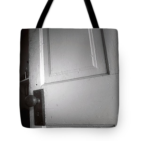 The Dark Tote Bag by Trish Mistric