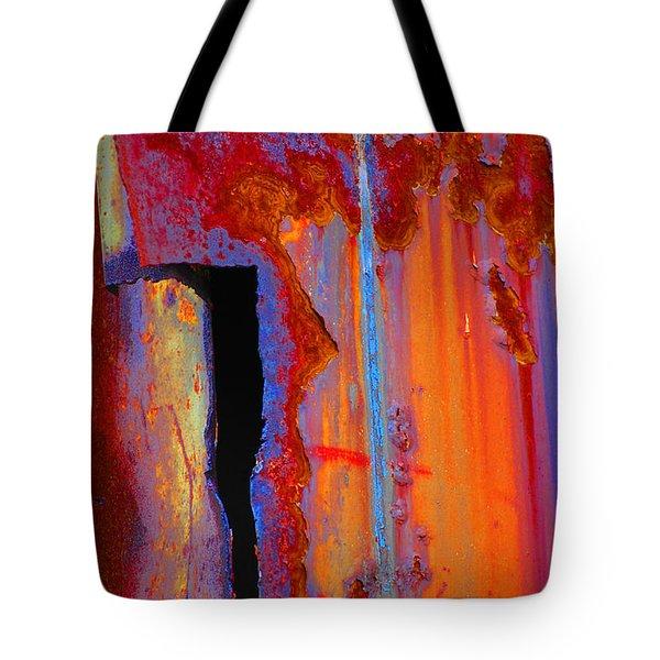 The Darkside Tote Bag by Christiane Hellner-OBrien