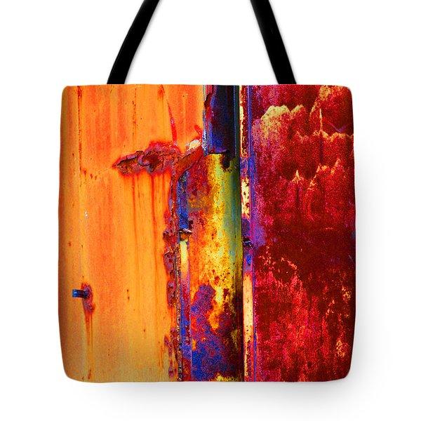 The Darkside II Tote Bag by Christiane Hellner-OBrien