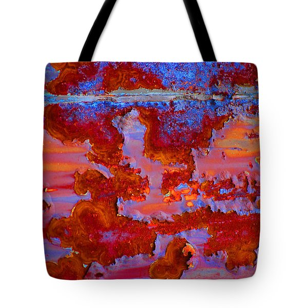 Tote Bag featuring the photograph The Darkside #3 by Christiane Hellner-OBrien