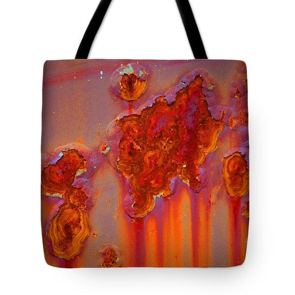 The Darkside IIII Tote Bag by Christiane Hellner-OBrien