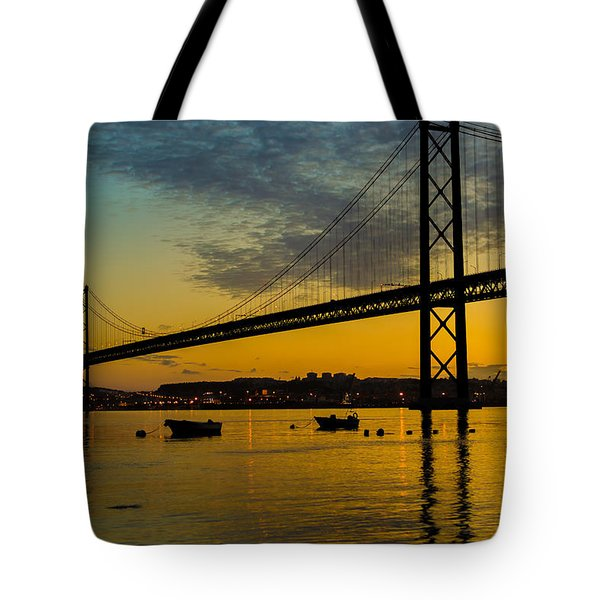 The Dawn Of Day I Tote Bag