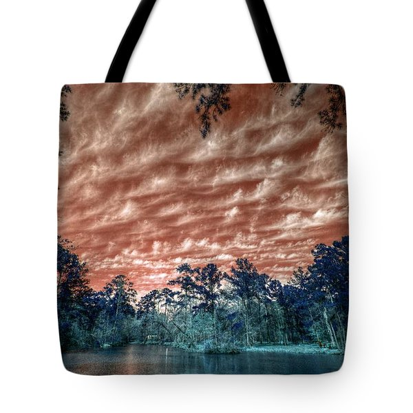 The Day After... Tote Bag