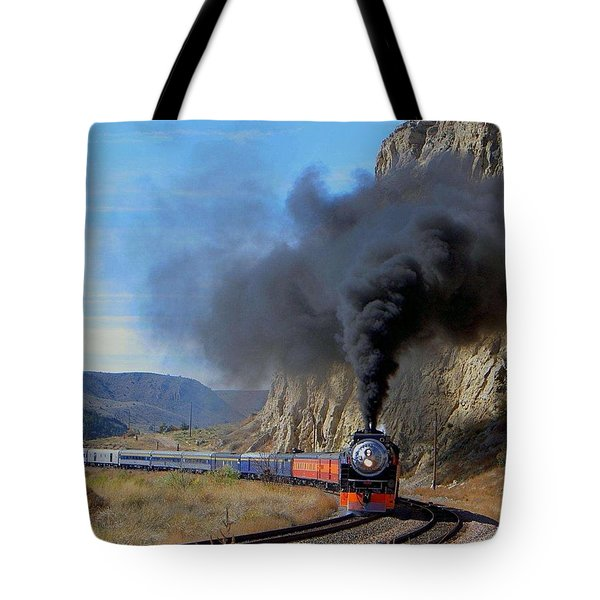The Daylight 4449 Montana Driveby Tote Bag