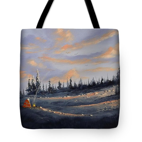 The Days End Tote Bag