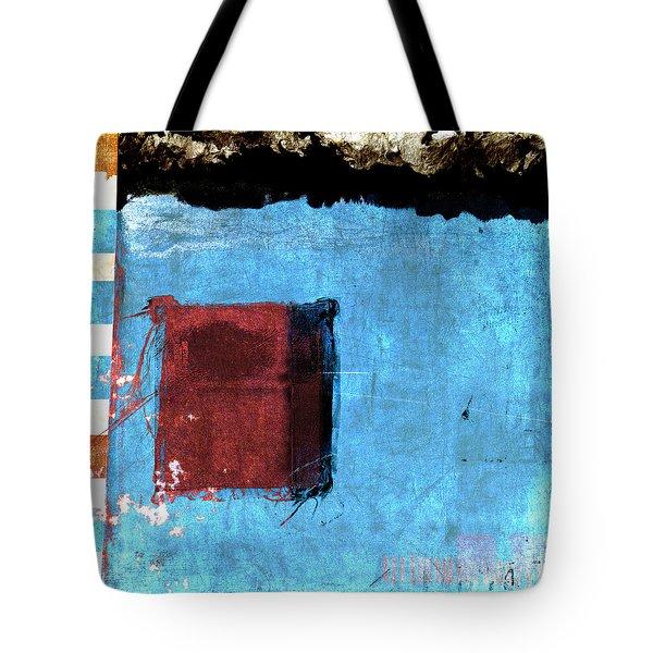 The Deep End Tote Bag