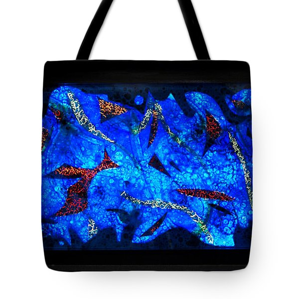 The Deep Two Tote Bag