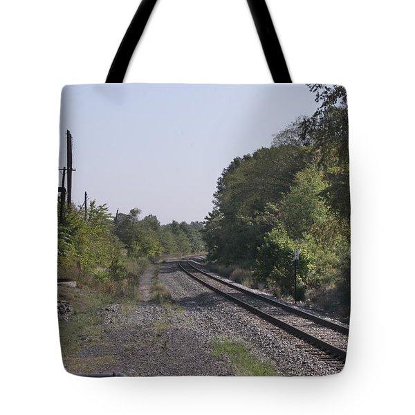 The Depature Tote Bag